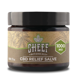 Cheef Botanicals CBD Relief Salve-0