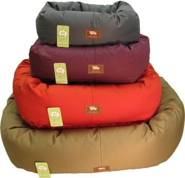 Organic Bumper Beds