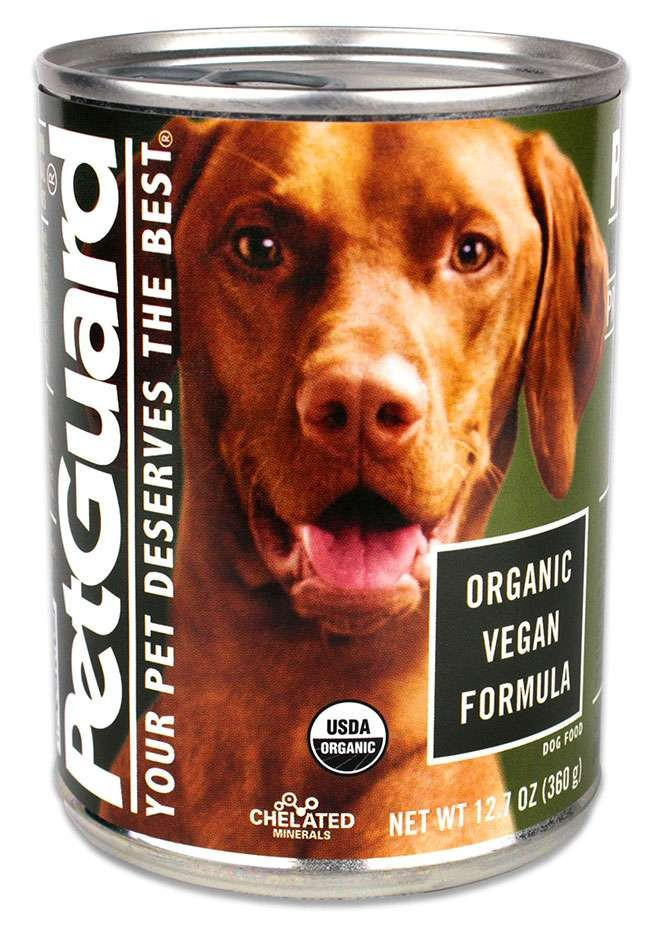 Vegan Canned Food for Plant Based Pups