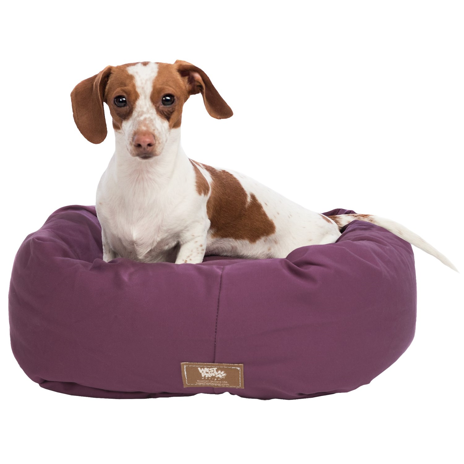 West Paw Organic Bumper Bed